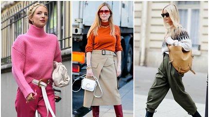Stilius: 8 skirtingi būdai, kaip dėvėti megztinius ir prie ko juos derinti