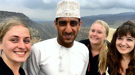 Deimantė Slavinskaitė Omane