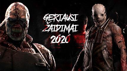 Populiariausi žaidimai 2020 – žaidimų apžvalga