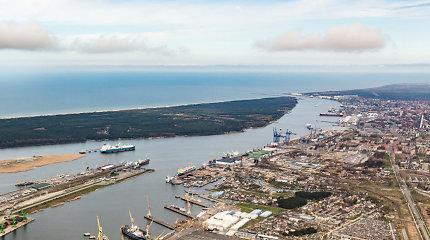 Klaipėdos uoste numatoma laivų statybos ir remonto bei atsinaujinančios energetikos plėtra