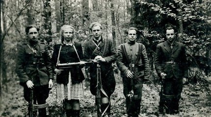Priesaika Adolfui Hitleriui: aplaidžiai pateikiant faktus šmeižiamas partizanų atminimas