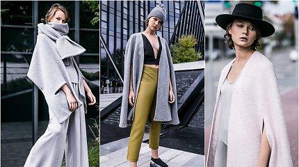 Naujausioje kolekcijoje dizainerė L.Dailidėnienė sujungė savo 20 metų kūrybą