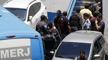 Brazilijoje per šaudynes bare žuvo 11 žmonių