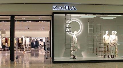 """Prie konkurentams pavydą keliančio """"Zara"""" pelno prisidėjo ir aksomo populiarumas"""