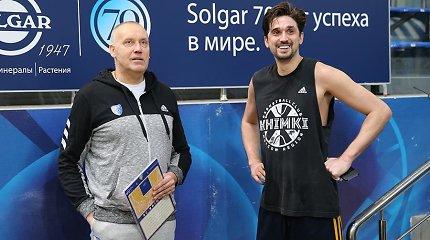"""Grįžimu į NBA nesusigundęs ir pas R.Kurtinaitį likęs A.Švedas: """"Lakstau iš pirmo aukšto į 18-ą"""""""