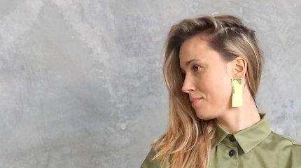 """""""Ore"""" įkūrėja Monika Dubauskaitė: """"Noriu matyti, kaip tarp drabužio ir žmogaus užsimezga ryšys"""""""