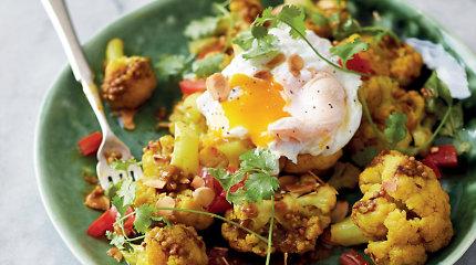 Kiaušiniai – ne tik pusryčiams: 15 įdomių jų receptų