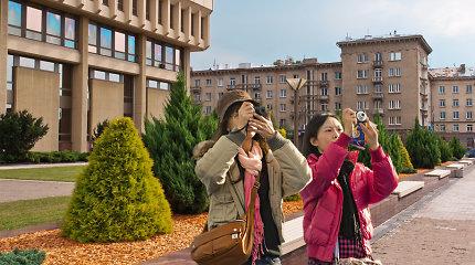 Į Lietuvą plūsta vis daugiau portugalų, ispanų, italų ir japonų turistų