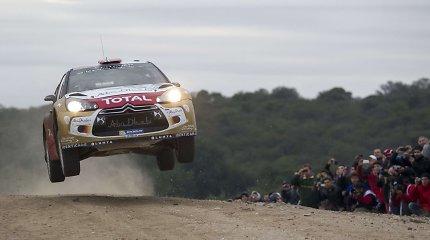 WRC Lenkijoje ir Lietuvoje prasideda ketvirtadienį