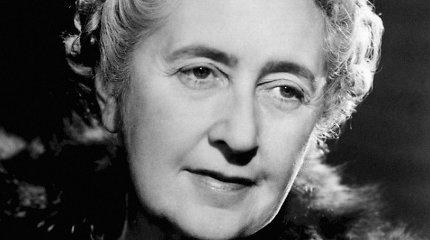 Detektyvo žanro klasikei Agathai Christie – 130: nuo karo seselės iki vienos pirmųjų banglentininkių