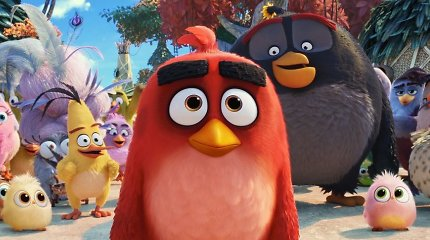 """Juostoje """"Piktieji paukščiai. Filmas 2"""" paslėptos svarbios žinutės tiek šiuolaikiniams vaikams, tiek suaugusiems"""