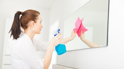 Švaros ekspertė apie kasdienes taisykles: palaikys švarą namuose, tvarkysitės rečiau