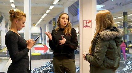 Indrė Senkutė-Gedgaudienė autosporto paslaptimis dalijosi su vairuojančiomis moterimis