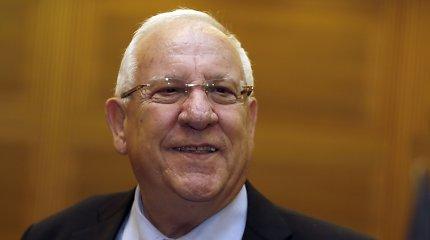Lenkų nacionalistai nori ištirti Izraelio prezidento žodžius apie Holokaustą