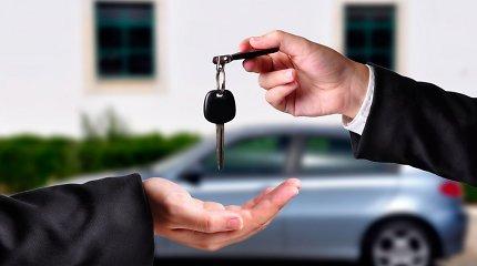 Naudotų automobilių rinka Lietuvoje išaugo 20 proc.