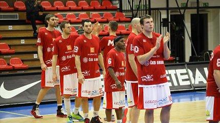 Nymburko ČEZ po burtų traukimo nusprendė nebežaisti Europos taurėje ir perėjo į FIBA pusę