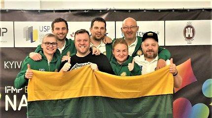 Lietuvos sportinio pokerio rinktinė iškovojo kelialapį į Pasaulio taurę Peru