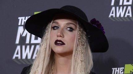 "Kesha ""savo malonumui"" studijavo religiją prestižiniame Niujorko koledže"