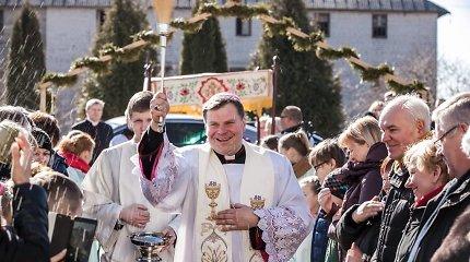 Vyskupas Darius Trijonis
