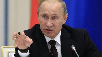 Rusijos prezidentas Vladimiras Putinas pakeitė Generalinio štabo vadą