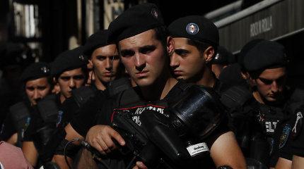 Stambule policija paleido ašarines dujas į gėjų eitynių dalyvius