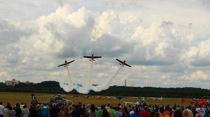 Šiauliuose – Lietuvos karo aviacijos šimtmečiui skirta šventė