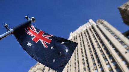 Ministras: koronaviruso poveikis Australijos BVP bus didesnis už krūmynų gaisrų pasekmes