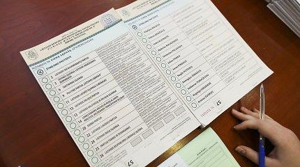 Keturiose diplomatinėse atstovybėse balsavimas Seimo rinkimuose vyks tik paštu