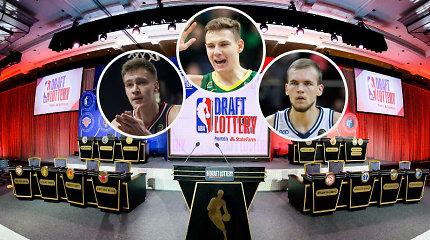 Trys paraiškos: kokie Lietuvos šansai deleguoti į NBA dar vieną žaidėją?