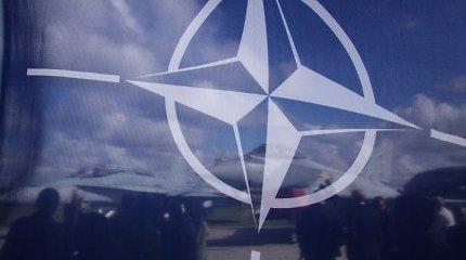 Naujoje NATO oro policijos misijos Lietuvoje pamainoje tarnaus belgai