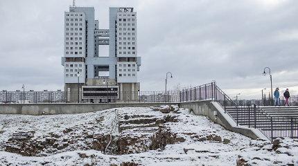 Kaliningrado architektūros monstras: sovietmečio liekana, tapusi regiono simboliu