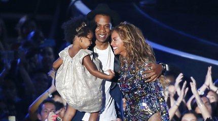 MTV vaizdo klipų apdovanojimuose triumfavo Beyonce ir Miley Cyrus