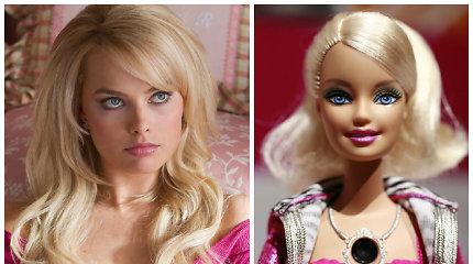 Barbės filmui surasta pagrindinė aktorė: ikoniškąją lėlę vaidins Margot Robbie