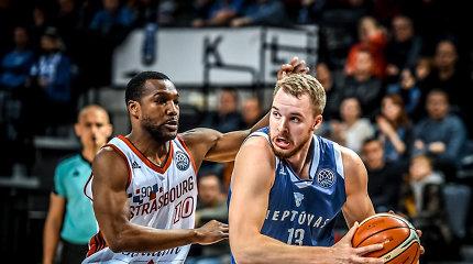 """FIBA Čempionų lyga: """"Neptūnas"""" namuose paguldė ant menčių prancūzus"""