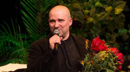 Varėnoje teatrų festivalyje triumfavo A.Giniotis