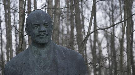 Vyriausybė nepritaria siekiui įstatymu įtvirtinti sovietinės simbolikos šalinimą