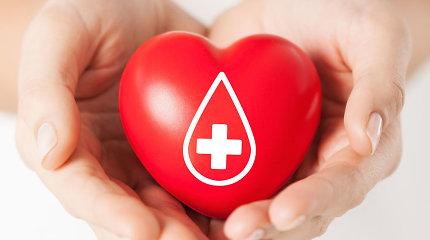 LSMU Kauno klinikos kreipiasi į geradarius: trūksta visų kraujo grupių kraujo