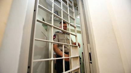 Marijampolės policijos areštinėje suimtasis paskelbė bado akciją