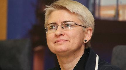 Neringa Venckienė kaltinama ir raginimu smurtu pažeisti Lietuvos suverenitetą