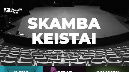 30-metį netrukus švęsiantis Keistuolių teatras sezoną pradeda neįprastai