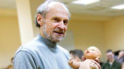"""Romualdas Šemeta: """"Abiejų tėvų veiksmai iki kūdikio pradėjimo gali turėti įtakos būsimam vaikui"""""""