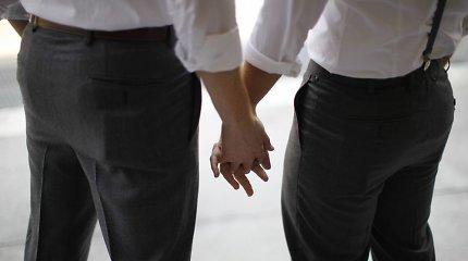 Vokietijoje nepaisant Vatikano nuostatos bažnyčiose laiminamos gėjų poros