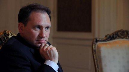 ESBO stebėsenos misijos grupei Odesoje vadovauja Lietuvos diplomatas Vaidotas Verba