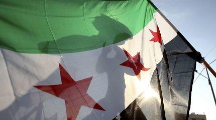 JT: Šiaurės vakarų Sirijoje per savaitę namus paliko daugiau nei 152 tūkst. žmonių