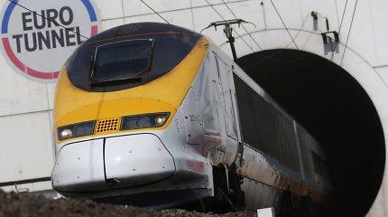 """Prancūzijos geležinkelių operatorė SNCF nori sujungti """"Eurostar"""" ir """"Thalys"""""""