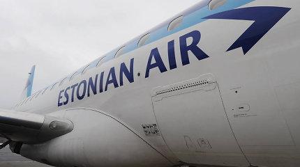 """Paskelbtas """"Estonian Air"""" bankrotas"""