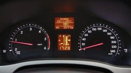 """Aštuoniasdešimtmečiam pensininkui jo automobilio """"Toyota Avensis"""" dingimas iš garažo prilygsta Davido Copperfieldo triukui"""