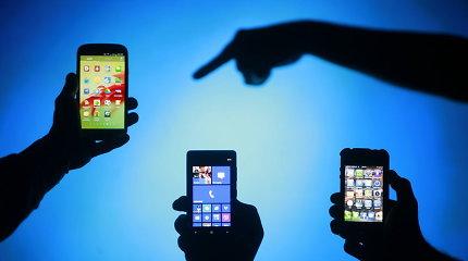 Metų įvykis 2013: išrinkite geriausią metų telefoną