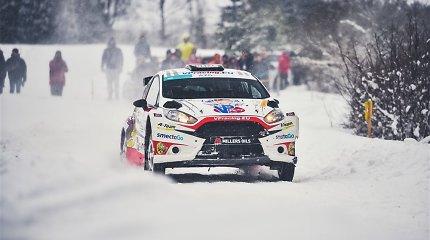 """""""Winter Rally"""" nugalėtojai: """"Tai buvo neįtikėtinai sudėtingos lenktynės"""""""