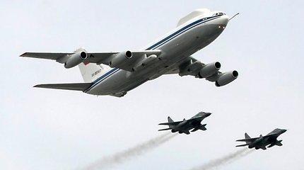 """Kremlius susirūpinęs dėl įrangos vagystės iš """"paskutiniojo teismo dienos lėktuvo"""""""
